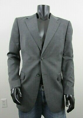 Pre Owned Men's Express Sport Coat Suit Jacket Casual Fashion Dinner Wedding 44R