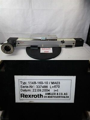 Rexroth 1148-160-10/Ma03 Scooter Rail