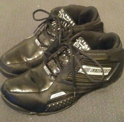 f7b9c2ec3d06 DADA SUPREME CHRIS Webber C-Webb Black Shoes