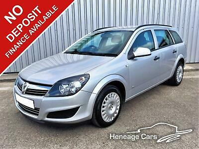 2010 (60) Vauxhall Astra 1.6 Life Estate 5-Dr, 69,000 Miles, Service History