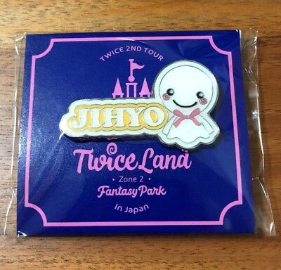 TWICE 2ND TOUR TWICELAND ZONE 2 : Fantasy Park IN JAPAN Name Plate