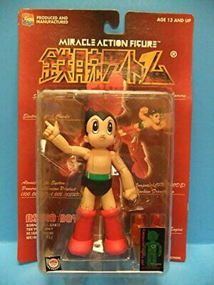 Astro Boy Miracle Action Figure ~chest opens and lights u From japan