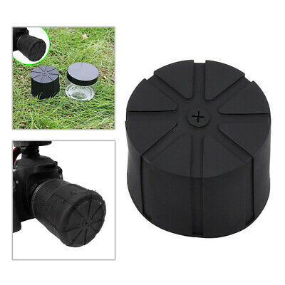 Universal Silicone Lens Cap Cover For DSLR Cameras Waterproof Anti-Dust Tools