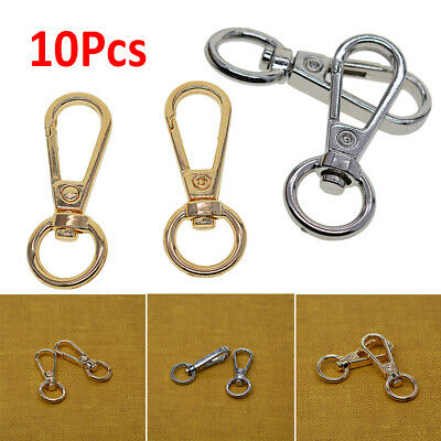 Bag Clasps Swivel Trigger Clips for 13mm strapping Lobster S4