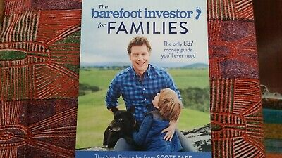 The Barefoot Investor for Families: Scott Pape 2018 soft cover. Kids' Moneyguide