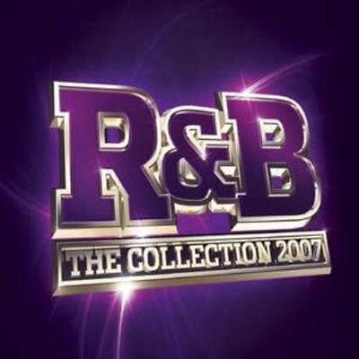 R&B The Collection 2007 CD Album New & Sealed