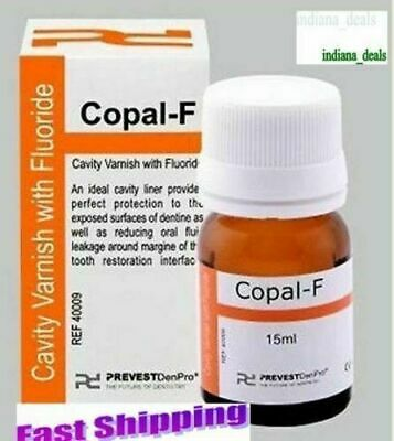 Dental Varnish Fluoride Varnish Copal F Cavity Varnish 15ml  FREE SHIPPING