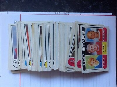 ABC Football Facts 1969 Green Back 1st Series PICK THE ONE YOU WANT @ £1.99 each