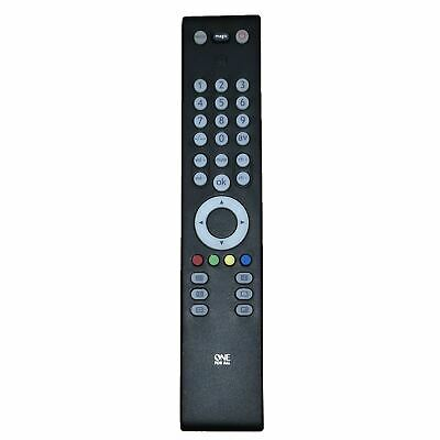 Universal Television TV Remote Control One for All URC3910 Controller