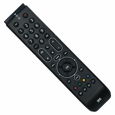 Universal Television TV Remote Control One for All URC7110 Controller