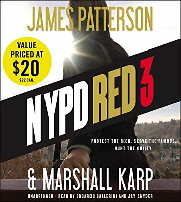 NEW - NYPD Red 3 by Patterson, James; Karp, Marshall