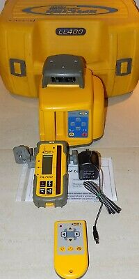 Spectra Precision LL400 Laser level Calibrated Free shipping VAT included