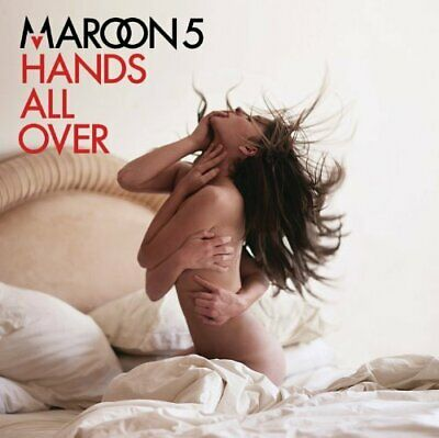 Maroon 5 - Hands All Over CD NEW