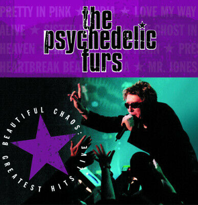 The Psychedelic Furs - Beautiful Chaos: Greatest Hits Live CD NEW