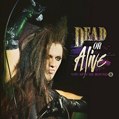 Dead or Alive - You Spin Me Round CD NEW