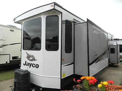 Jayco Bungalow 40 LOFT Destination Trailer,Showmans,Caravan,RV,5th Wheel,static.