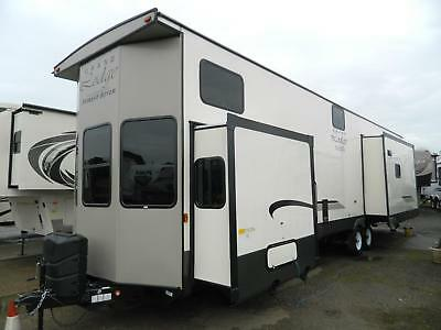 Wildwood Grand Lodge 42DL Destination Trailer,Showmans,Static Caravan,RV,5th