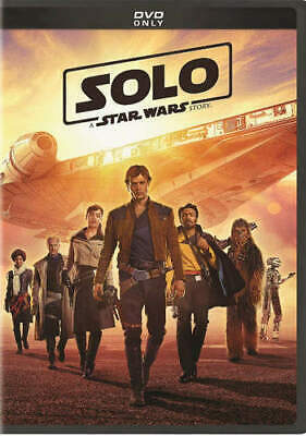 Solo: A Star Wars Story DVD NEW