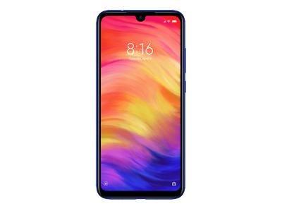 "Móvil - Xiaomi Redmi Note 7, 6.3"", Qualcomm  660, 4 GB RAM, Capacidad   GLOBAL"