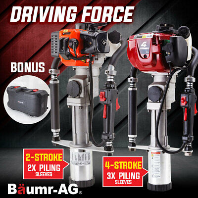 【UP TO 20%OFF】Baumr-AG Post Driver Rammer Fence Steel Star Picket Hammer