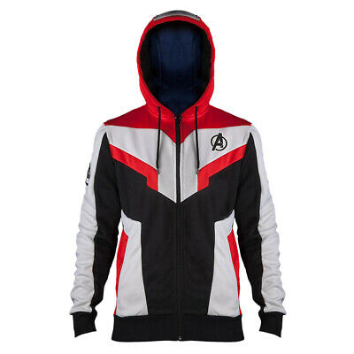 Official Avengers: Endgame Quantum Realm Suit Hoodie New [PRE-ORDER DUE MAY]