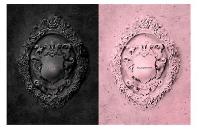 "BLACKPINK New 2nd Mini Album ""KILL THIS LOVE"" - 1 Photobook + 1 CD / Black Ver"