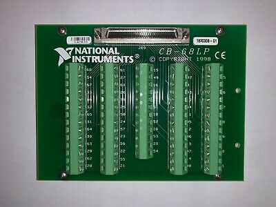 National Instruments NI CB-68LP Connector Block Screw Terminal
