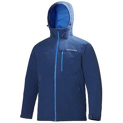 HH Helly Hansen Odin Insulated Jacket 62030 night blue Softshell Herrenjacke