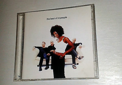 M People - Best Of 2CD VERSION INC SEARCH FOR THE HERO TESTIFY ANGEL ST. ETC....