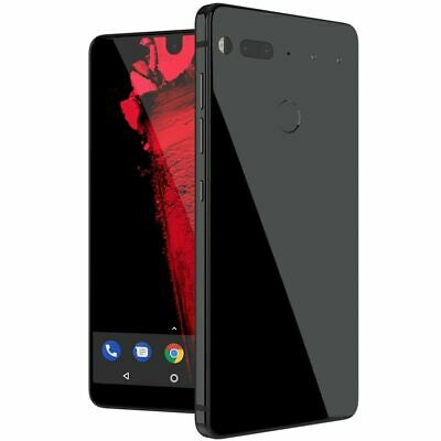 "Essential Phone PH-1 (128GB + 4GB RAM) 5.71"" 4G LTE GSM + CDMA Factory Unlocked"