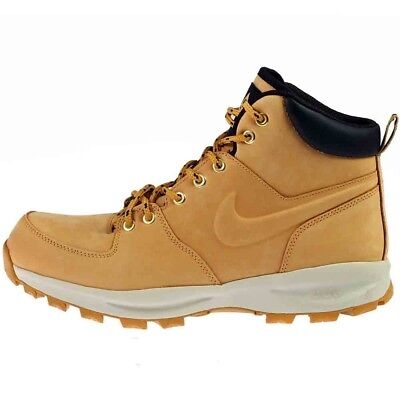 Stiefel Boots NIKE LEATHER Leder haystack MANOA Schuhe brown redxWCBo
