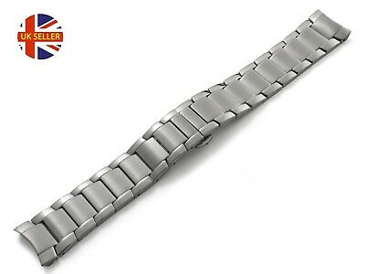 For EMPORIO ARMANI AR2448 Silver Stainless Steel Strap/Band/Bracelet Watch 22mm