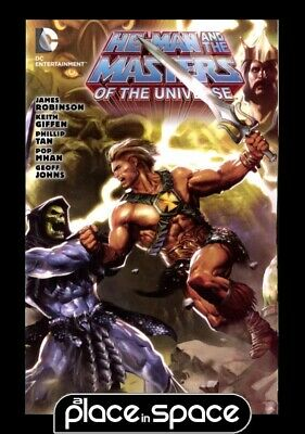 He-Man And The Masters Of The Universe Vol 01 - Softcover
