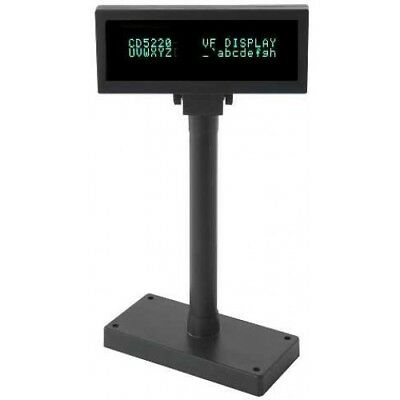 PartnerTech CD-5220 point of sale customer display - Black **FREE POST IRL**
