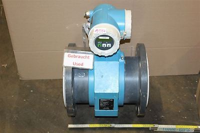 Endress + Hauser Promag F 33ft2h-dd1aa11a21t Flow Meter 33ft2hdd1aa11a21t