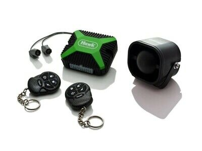 HAWK ALARM Supply & Fitting VAN Alarm IMMOBILISER& ULTRASONIC SENSOR( LONDON )