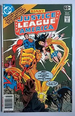 Justice League of America #152, FN-,1978, Giant Issue, Gerry Conway, Dick Dillin