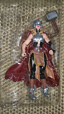 Marvel Legends Lady Thor Jane Foster THOR RAGNAROK 6 IN Figure MOVIE NO HULK BAF