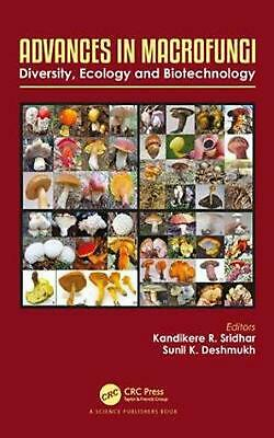 Advances in Macrofungi: Diversity, Ecology and Biotechnology Hardcover Book Free