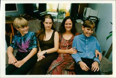 Students from 1993 - Vintage photo