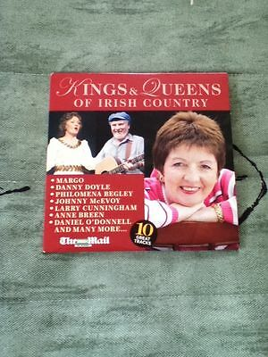 Kings and Queens of Irish Country album CD Big Ivan Margo Danny Doyle Ireland