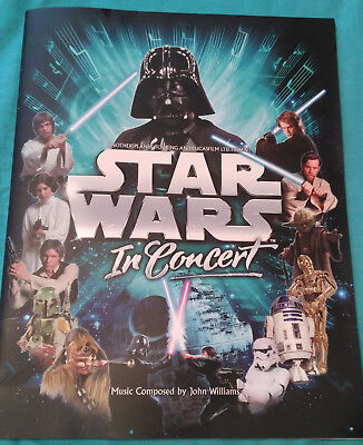 Programa Star Wars in Concert 2009