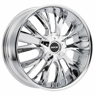 Wheel Rim 22x9 Chrome Alloy 7 Spoke Fits 2007 2014 Cadillac Escalade
