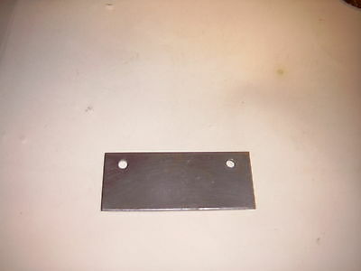 WATLING REPO LOCKING PLATE FOR THE VENDOR FRONT RAW UN-PLATED WATLING VENDOR