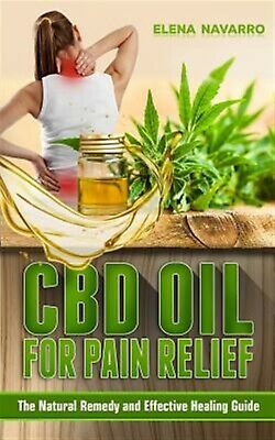 CBD Oil for Pain Relief Natural Remedy Effective Healing by Navarro Elena