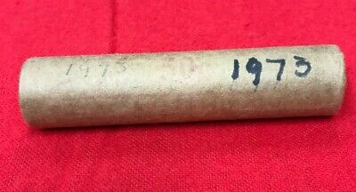 1973 1c COIN MINT ROLL - one Cent-   Royal Australian Mint-  H/T