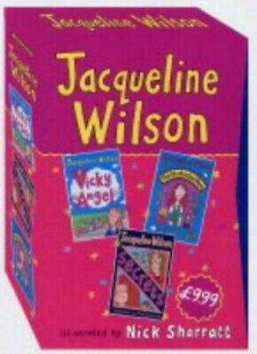 Jacqueline Wilson Slipcase: WITH Illustrated M... by Wilson, Jaqueline Paperback