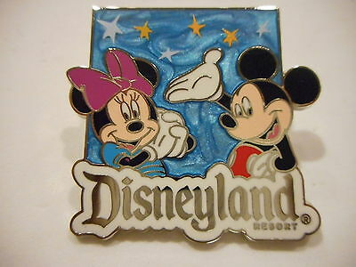 Mickey Mouse And Minnie Mouse Disneyland Resort Disney Pin