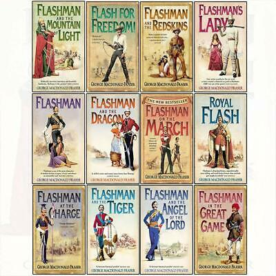 flashman papers audiobook