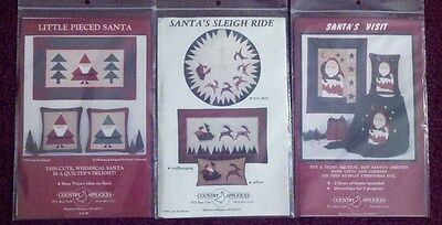 EVERYTHING CHRISTMAS - Almost100 PATTERNS - YOUR CHOICE! Santa, Reindeer & MORE!